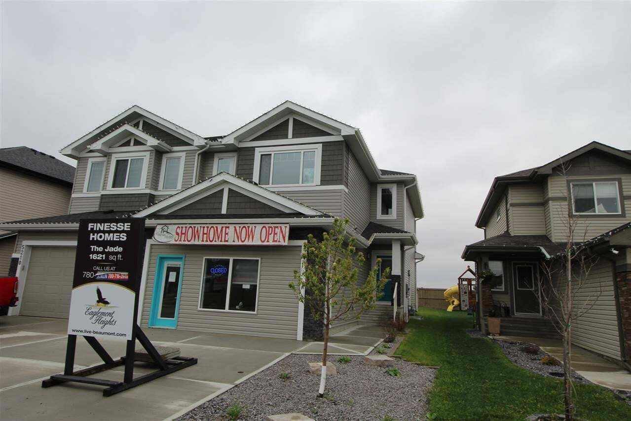Townhouse for sale at 5212 67 St Beaumont Alberta - MLS: E4200934