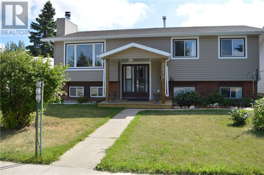 For Sale: 5213 Lawton Avenue, Red Deer County, ON | 4 Bed, 2 Bath House for $289,900. See 30 photos!