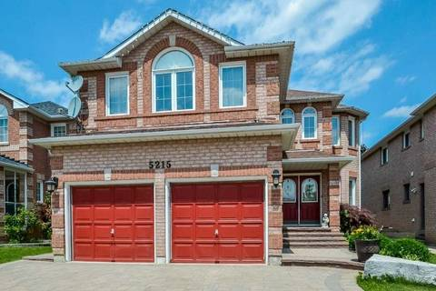 House for sale at 5215 Brockworth Dr Mississauga Ontario - MLS: W4521251