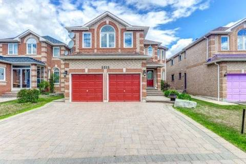 House for sale at 5215 Brockworth Dr Mississauga Ontario - MLS: W4543977