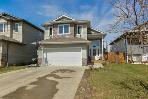 House for sale at 5216 39 Ave Gibbons Alberta - MLS: E4155322