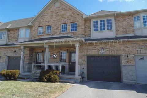 Townhouse for sale at 5216 Stonehaven Dr Burlington Ontario - MLS: H4047218