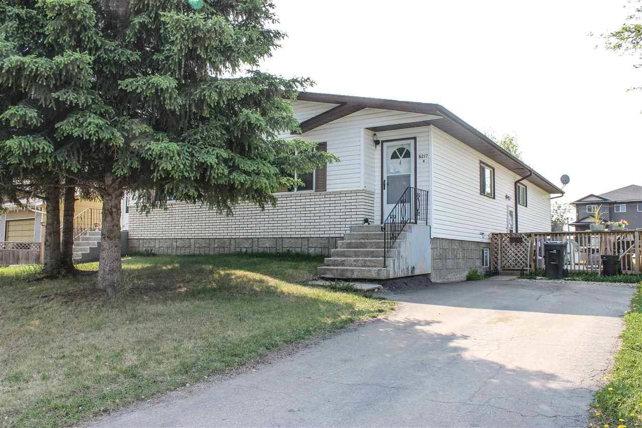Townhouse for sale at 5217 A&b 52 Ave Cold Lake Alberta - MLS: E4159466