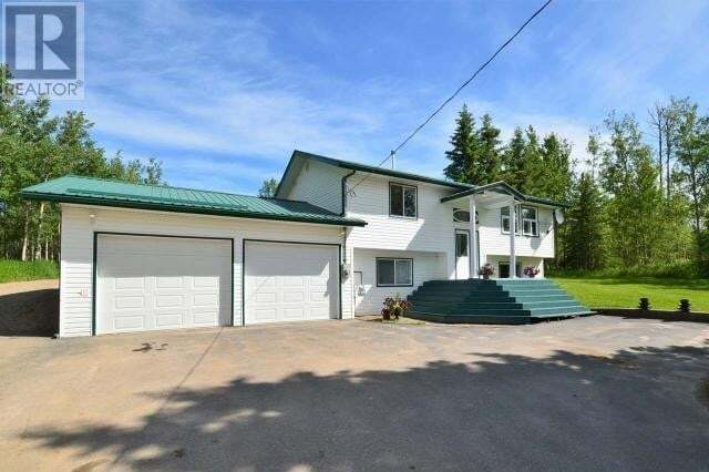 House for sale at 5218 Lebell Rd Dawson Creek British Columbia - MLS: 184292
