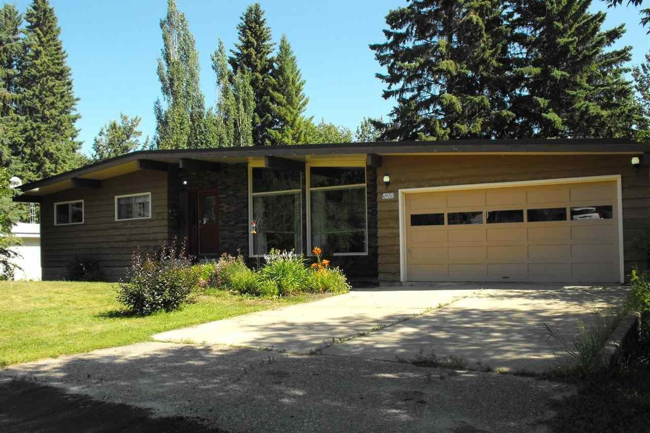 House for sale at 5218 Ravine Dr Elk Point Alberta - MLS: E4209227