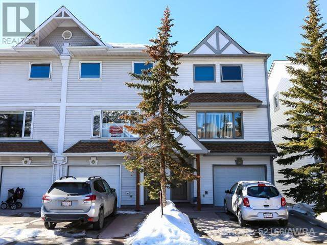 Townhouse for sale at 1080 Cougar Creek Dr Unit 522 Canmore Alberta - MLS: 52166