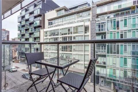 Apartment for rent at 55 Stewart St Unit 522 Toronto Ontario - MLS: C4956369