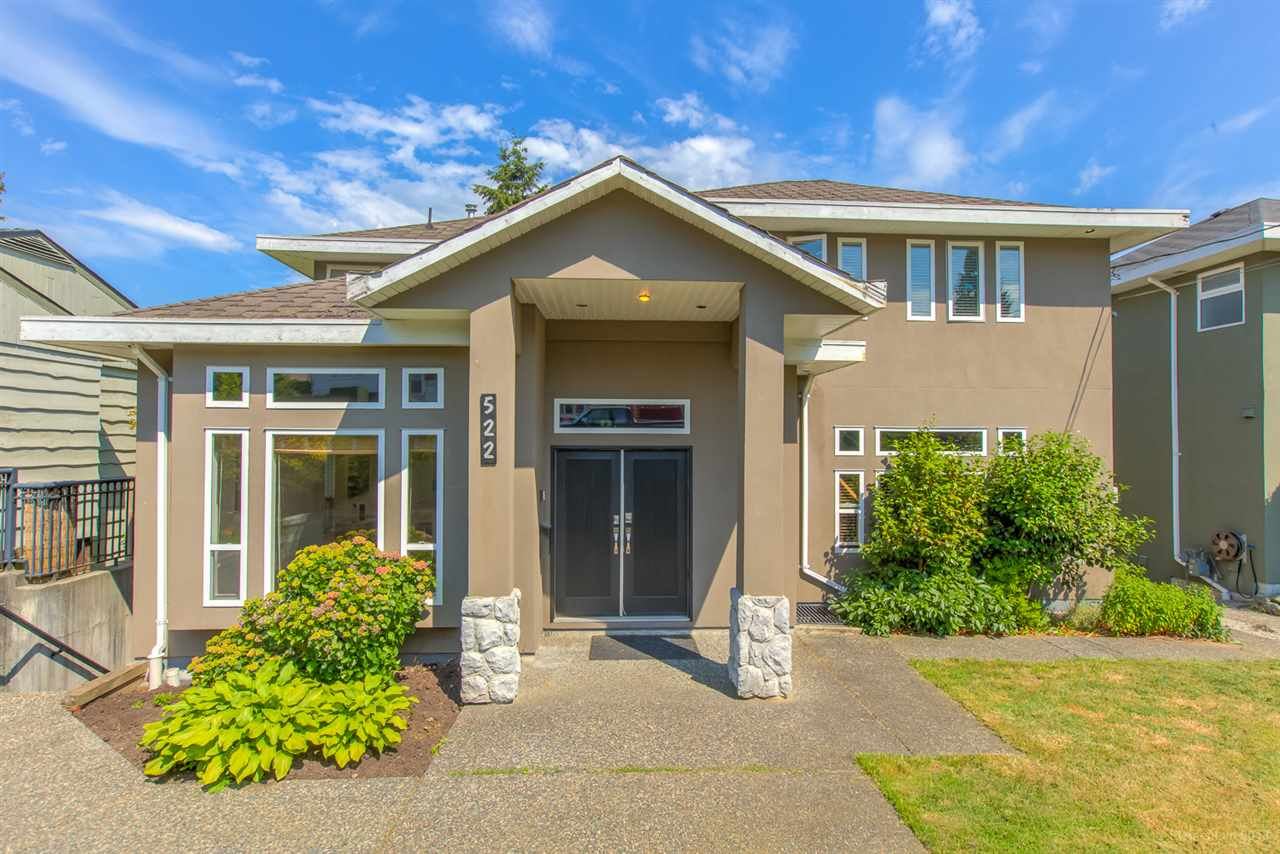 Sold: 522 Amess Street, New Westminster, BC