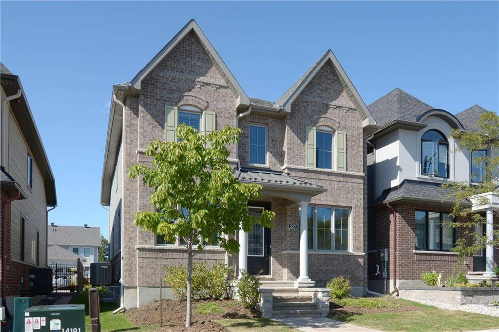 House for sale at 522 Chriscraft Wy Ottawa Ontario - MLS: 1168990