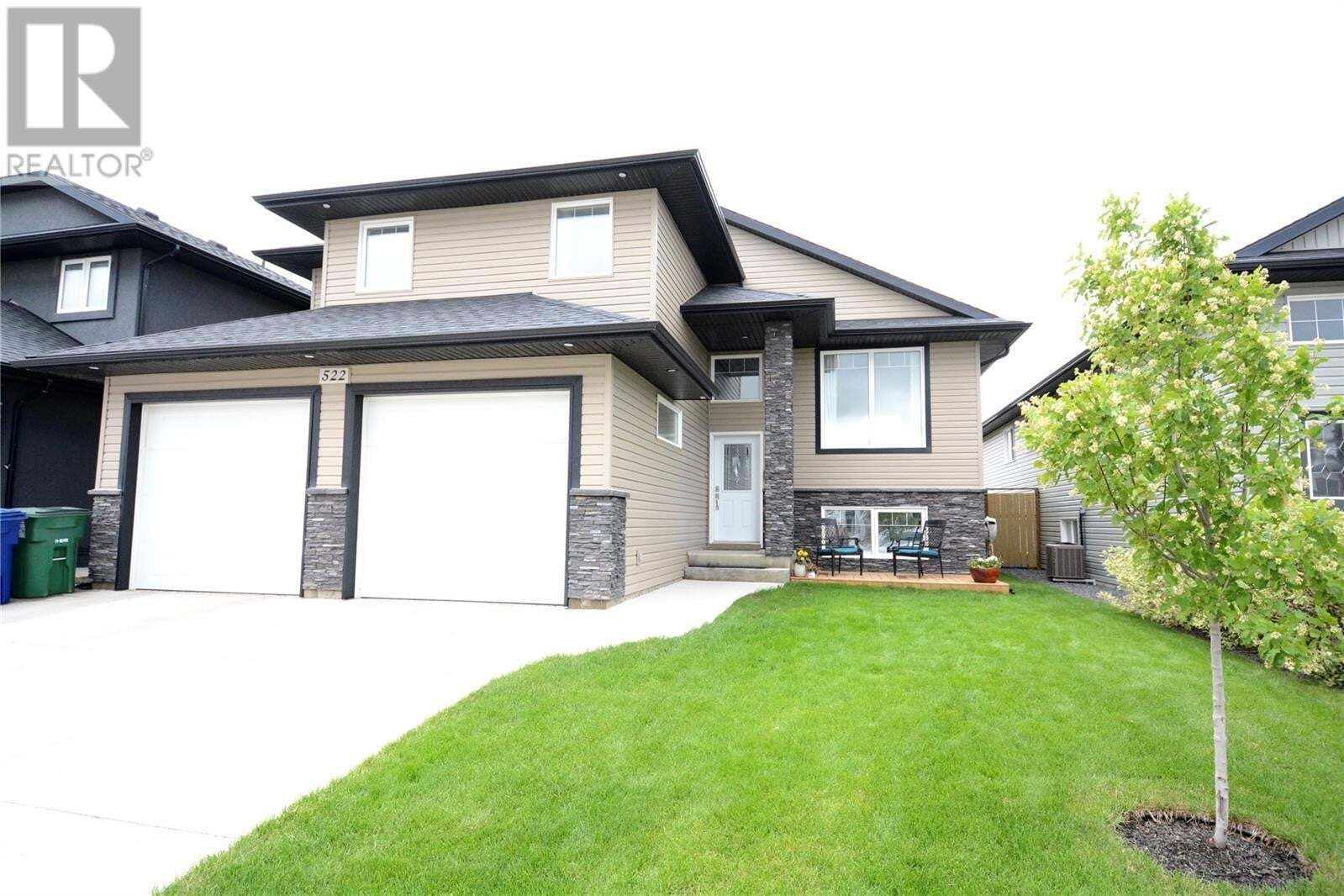 House for sale at 522 Evergreen Blvd Saskatoon Saskatchewan - MLS: SK813449