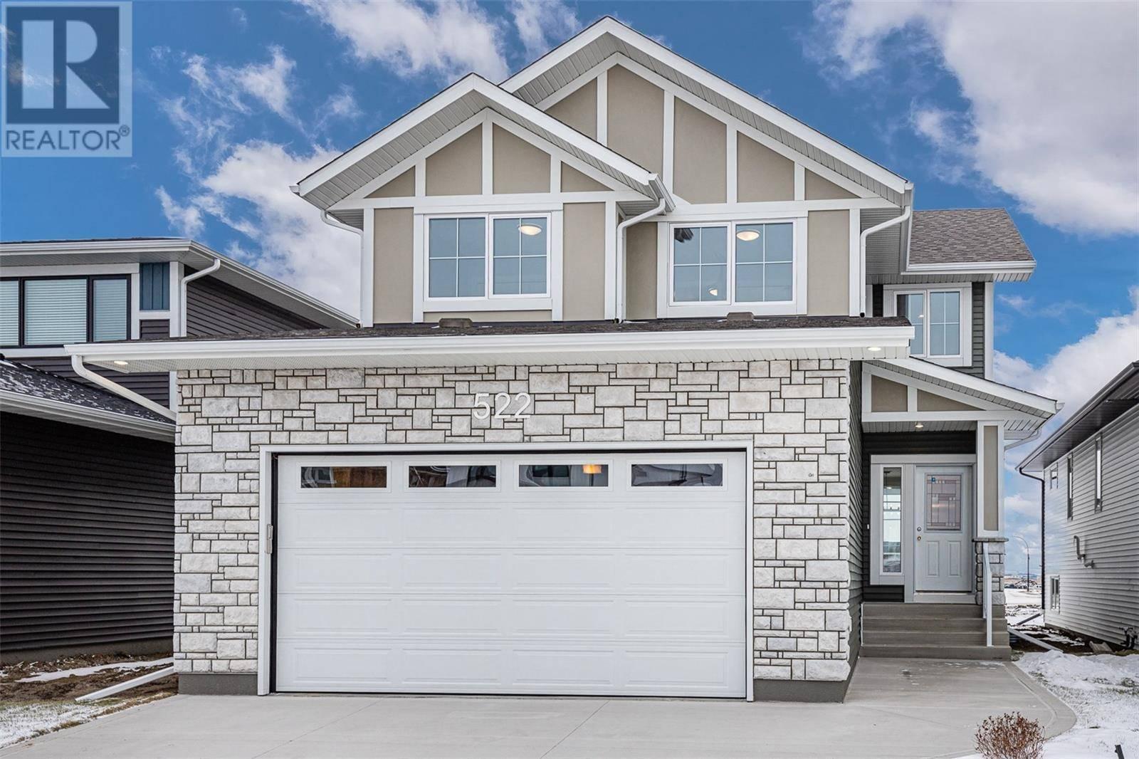 House for sale at 522 Germain Wy Saskatoon Saskatchewan - MLS: SK792605