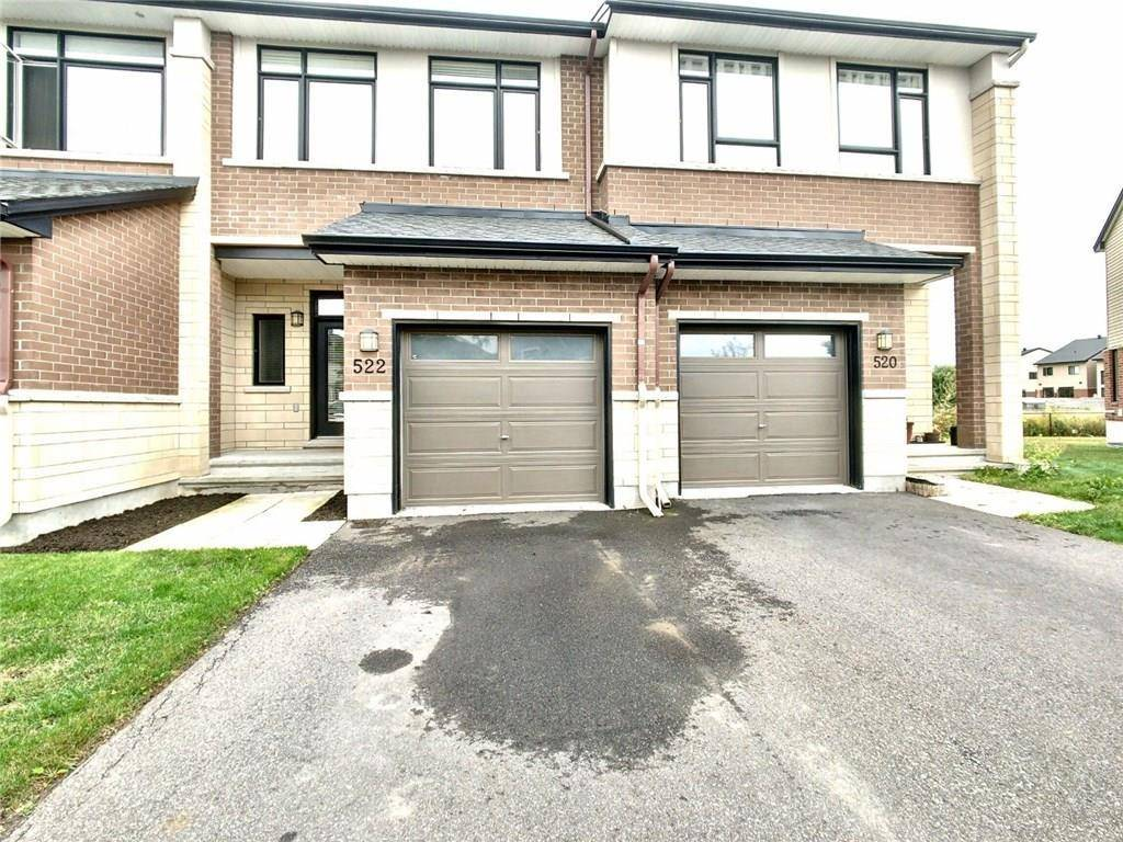 Townhouse for sale at 522 Grand Tully Wy Gloucester Ontario - MLS: 1171248