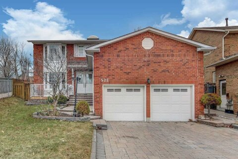 House for sale at 522 Lightfoot Pl Pickering Ontario - MLS: E4999811