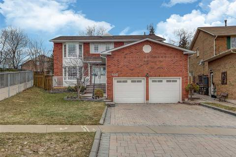 House for sale at 522 Lightfoot Pl Pickering Ontario - MLS: E4411785