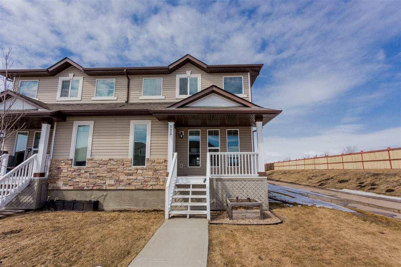 Townhouse for sale at 522 Songhurst Wy Leduc Alberta - MLS: E4194198