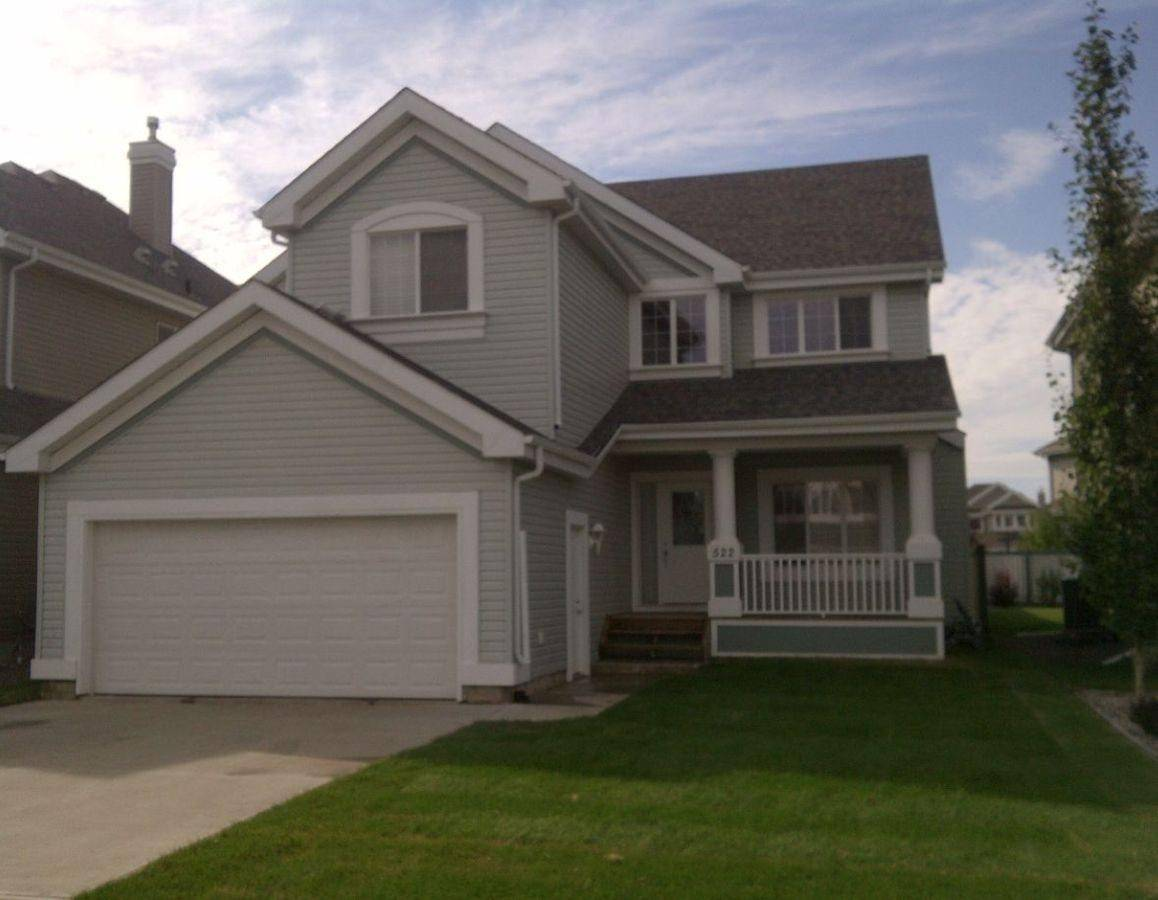 House for sale at 522 Stewart Cres Sw Edmonton Alberta - MLS: E4160252