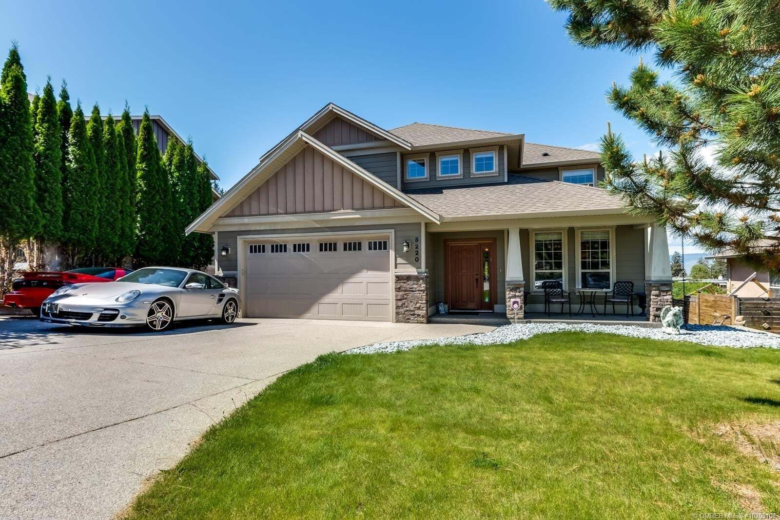 House for sale at 5220 Cobble Cres Kelowna British Columbia - MLS: 10205108