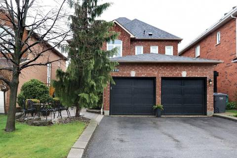 House for sale at 5220 Forestwalk Circ Mississauga Ontario - MLS: W4452212