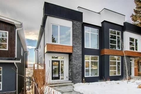 Townhouse for sale at 5221 23 Ave Northwest Calgary Alberta - MLS: C4256629