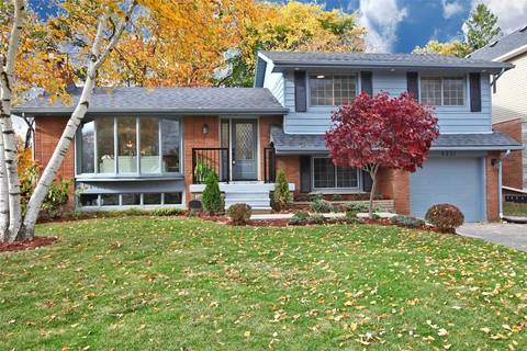 House for sale at 5221 Tamarac Dr Burlington Ontario - MLS: W4628270