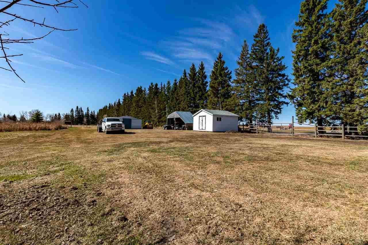 Home for sale at 52213 Rge Rd Rural Parkland County Alberta - MLS: E4195193