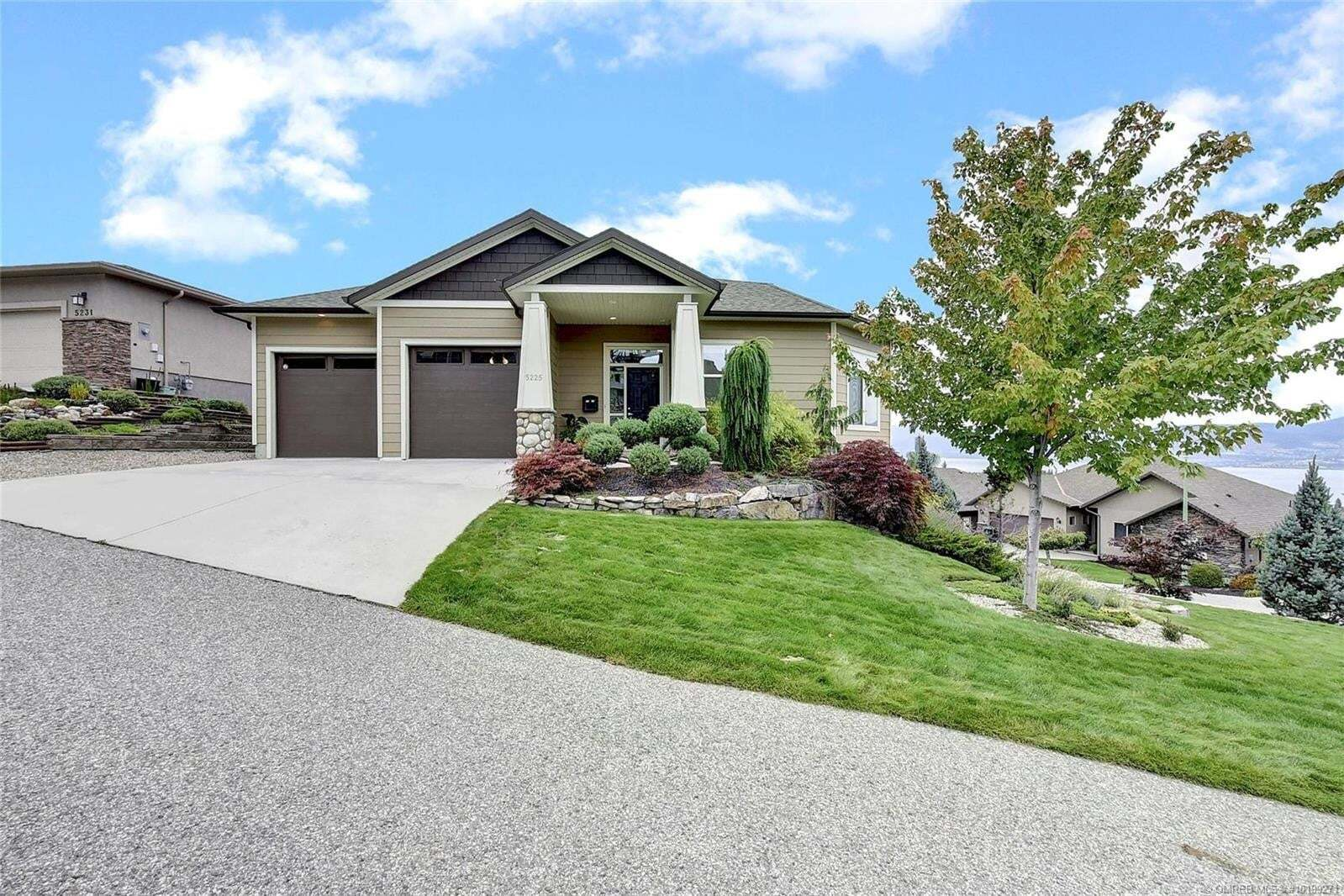 House for sale at 5225 Burnell Ct Kelowna British Columbia - MLS: 10199271