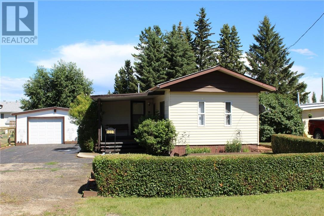 Buliding: 48 Street , Clive, AB