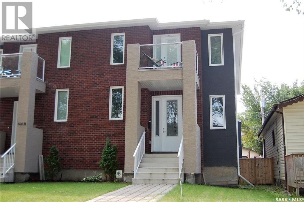House for sale at 522A 6th St E Saskatoon Saskatchewan - MLS: SK827928