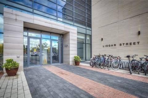 Apartment for rent at 36 Lisgar St Unit 522W Toronto Ontario - MLS: C4518525