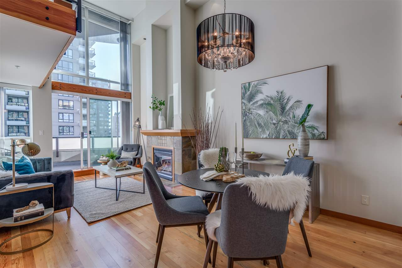 Sold: 523 - 10 Renaissance Square, New Westminster, BC