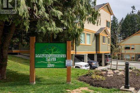 Townhouse for sale at 1577 Dingwall Rd Unit 523 Courtenay British Columbia - MLS: 453151