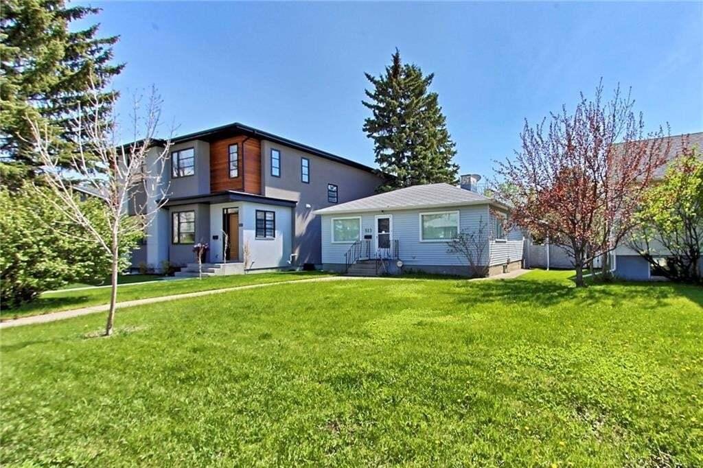 House for sale at 523 21 Av NW Mount Pleasant, Calgary Alberta - MLS: C4297997