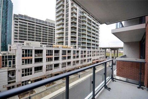 Apartment for rent at 38 Iannuzzi St Unit 523 Toronto Ontario - MLS: C4996938