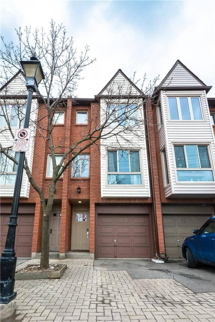 Townhouse for rent at 895 Maple Ave Unit 523 Burlington Ontario - MLS: H4072447