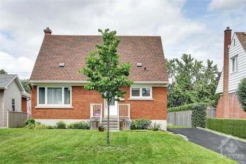 House for sale at 523 Dunbrack St Ottawa Ontario - MLS: 1205041