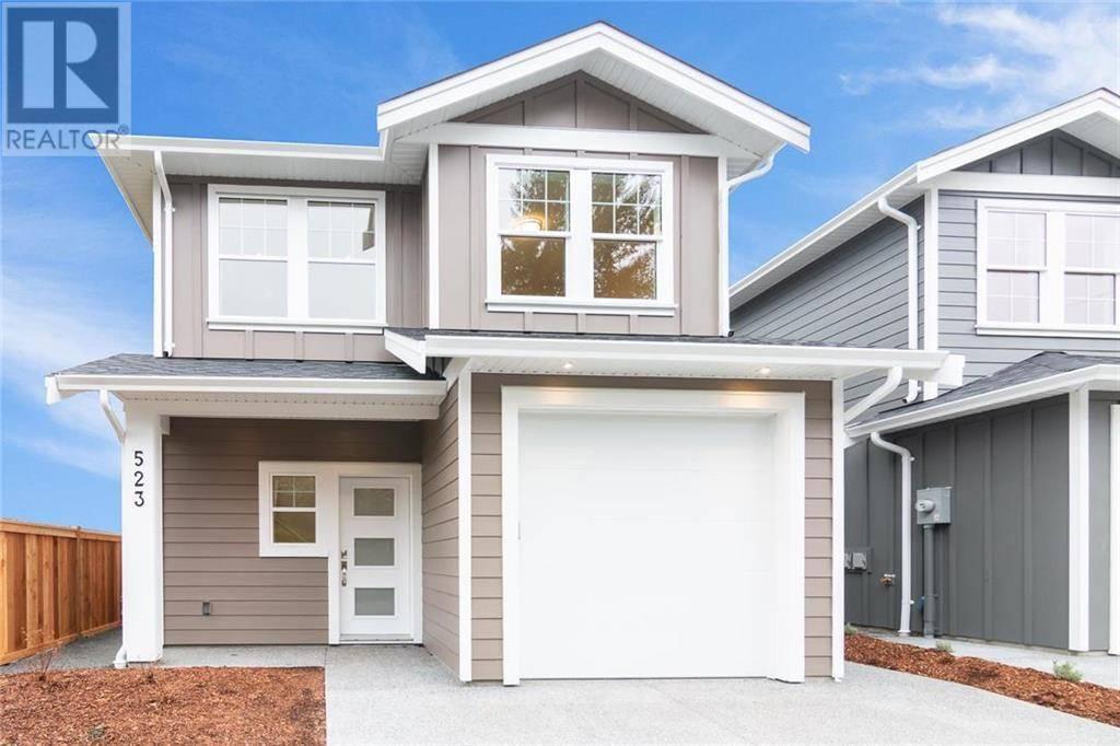 House for sale at 523 Langvista Dr Victoria British Columbia - MLS: 420227