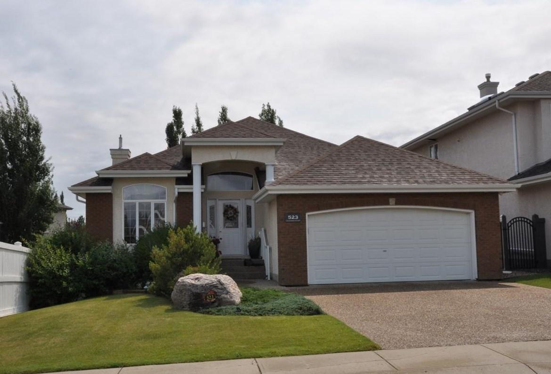 For Sale: 523 Lougheed Court, Edmonton, AB | 3 Bed, 5 Bath House for $645,000. See 28 photos!