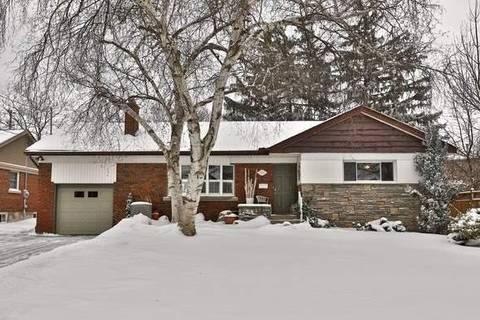 House for sale at 523 Oneida Dr Burlington Ontario - MLS: W4354607