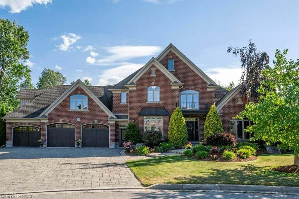 House for sale at 523 Pleasant Bay Ct Waterloo Ontario - MLS: 30825399