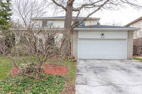 House for sale at 523 Tipperton Cres Oakville Ontario - MLS: W4733055
