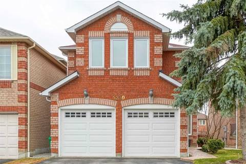 House for sale at 5230 Willowside Ct Mississauga Ontario - MLS: W4732995