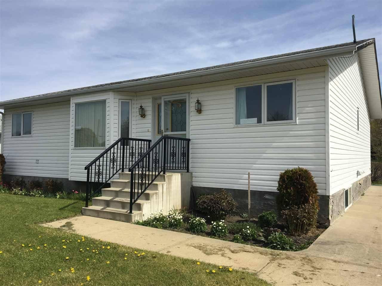 House for sale at 5232 55 Ave Mundare Alberta - MLS: E4153655