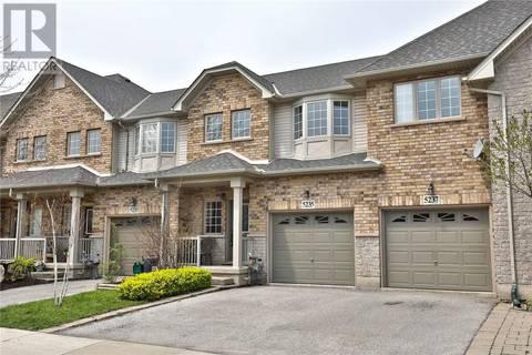 Townhouse for rent at 5235 Autumn Harvest Wy Burlington Ontario - MLS: 30729256