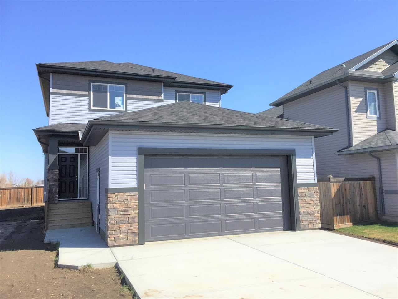 House for sale at 5238 38 Ave Gibbons Alberta - MLS: E4136286