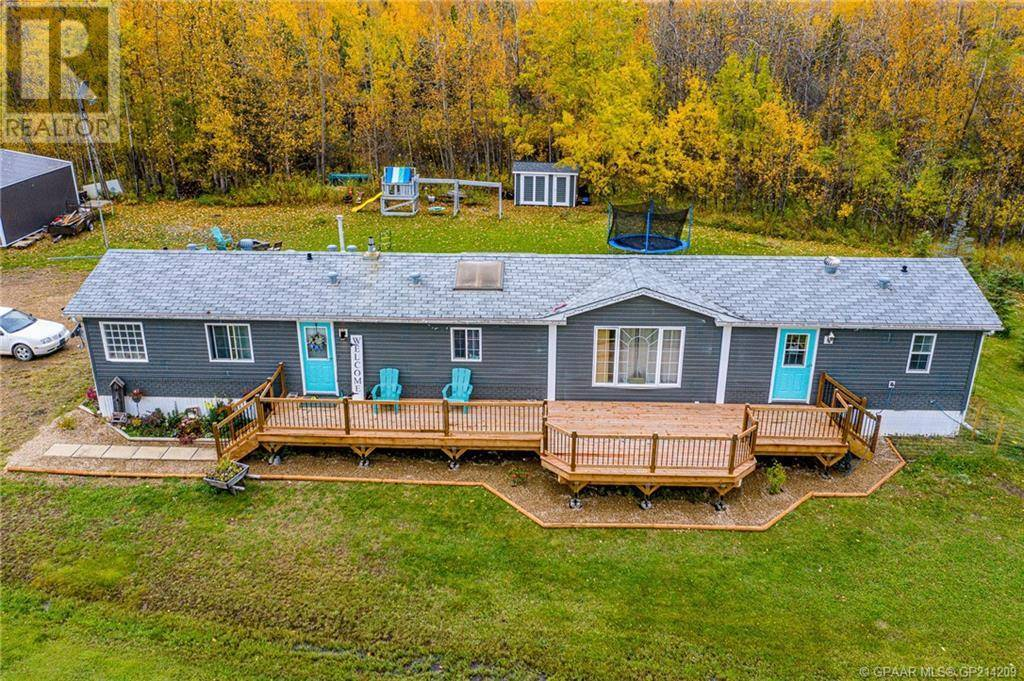Residential property for sale at 5238 755  Saddle Hills County Alberta - MLS: GP214209