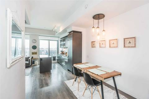 Apartment for rent at 783 Bathurst St Unit 524 Toronto Ontario - MLS: C4667676
