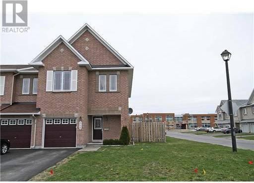 Townhouse for rent at 524 Allegro Wy Ottawa Ontario - MLS: 1177296