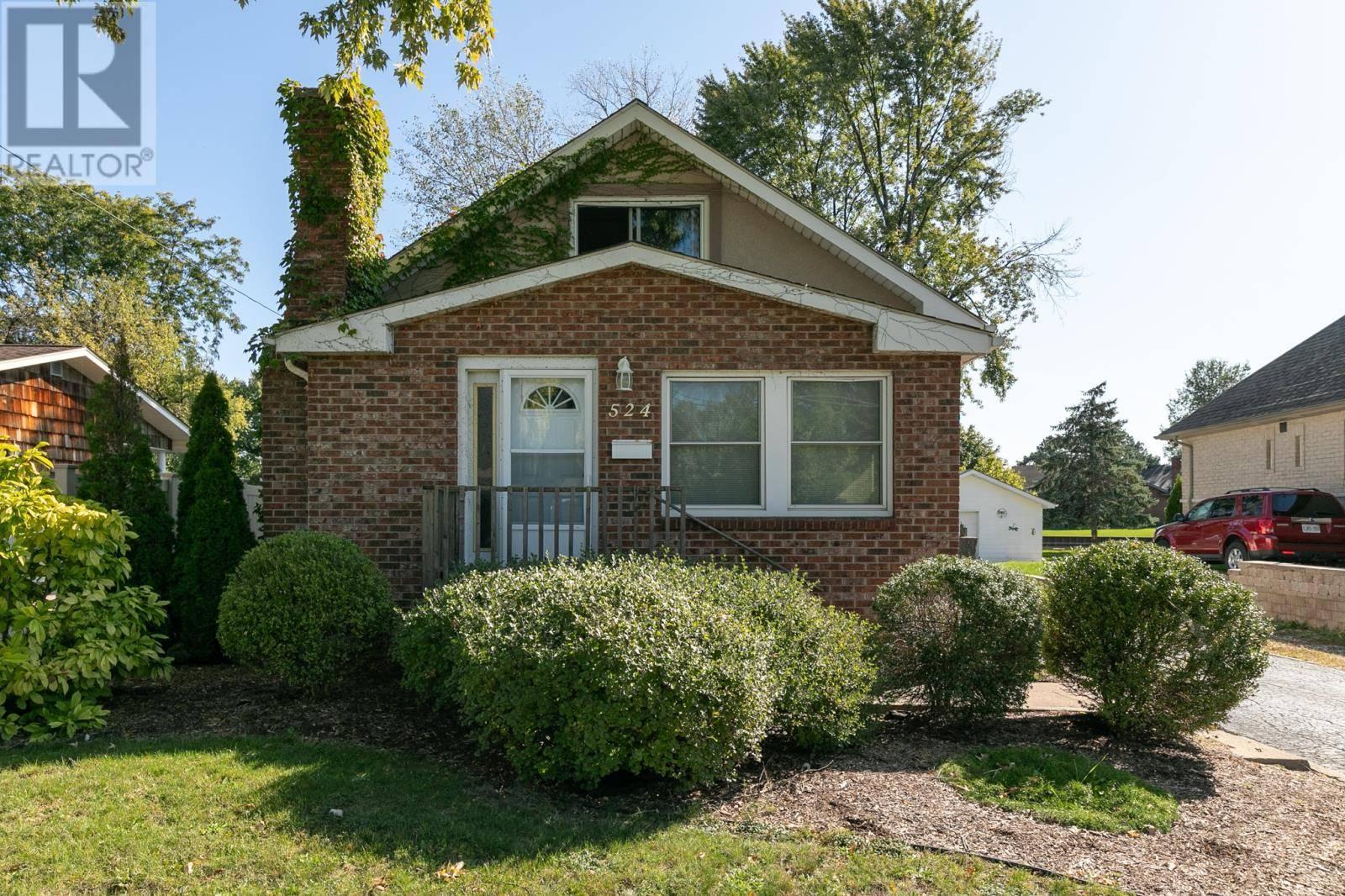 House for sale at 524 Brighton  Tecumseh Ontario - MLS: 19027474