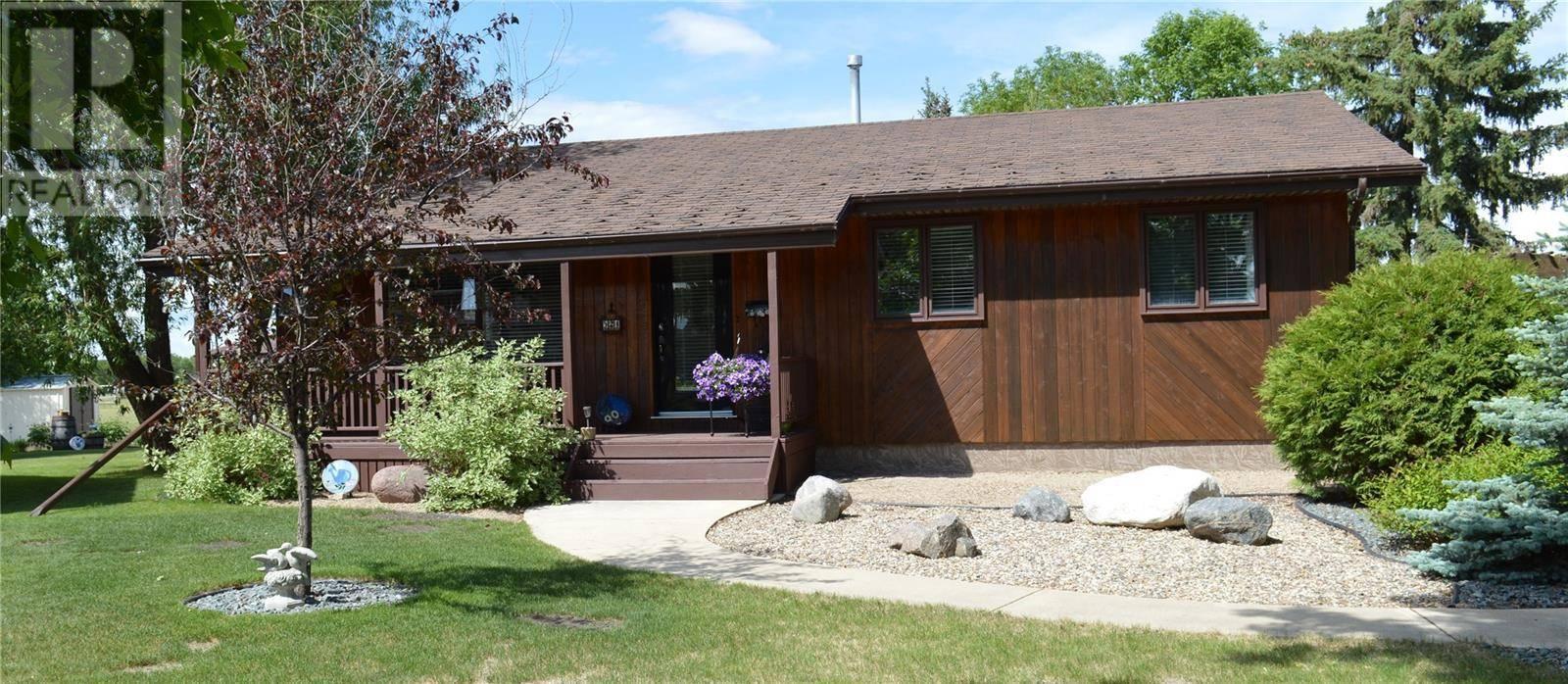 House for sale at 524 Caribou Cres Tisdale Saskatchewan - MLS: SK777564