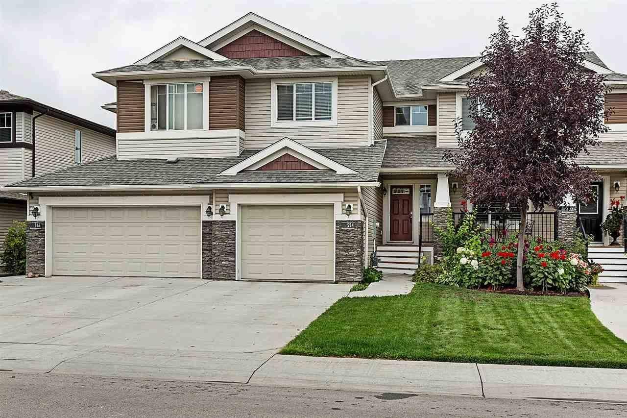 House for sale at 524 Chappelle Dr Sw Edmonton Alberta - MLS: E4173438